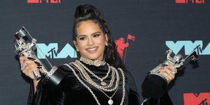 Rosalía: la primera artista española capaz de ganar un MTV Video Music Award
