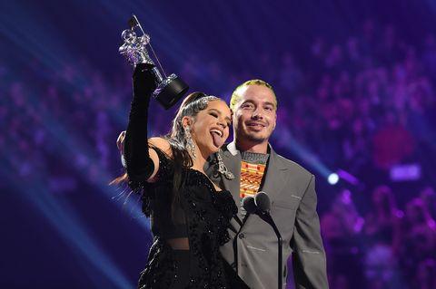 Rosalía en los MTV Video Music Awards 2019