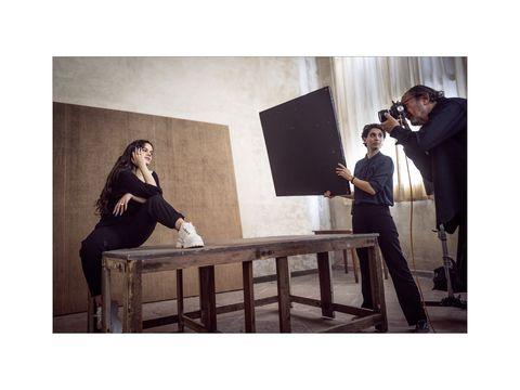 Calendario Fotografico 2020.Calendario Pirelli 2020 Foto E Video Dal Backstage