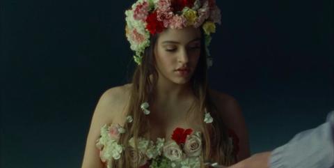 Rosalía, en Instagram.