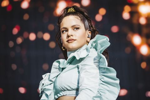 Rosalía podría ser la protagonista de su propia película sobre flamenco.
