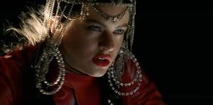 Rosalía videoclip de aqui no sales akira