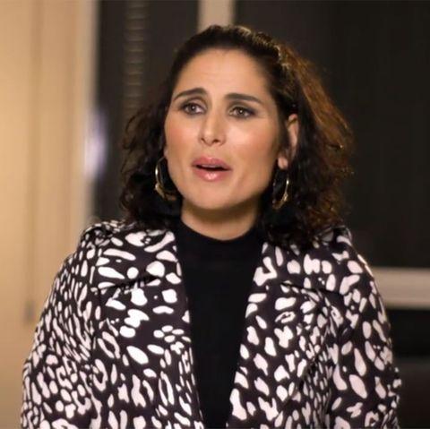 Rosa López le tiro los tejos a Laura Matamoros