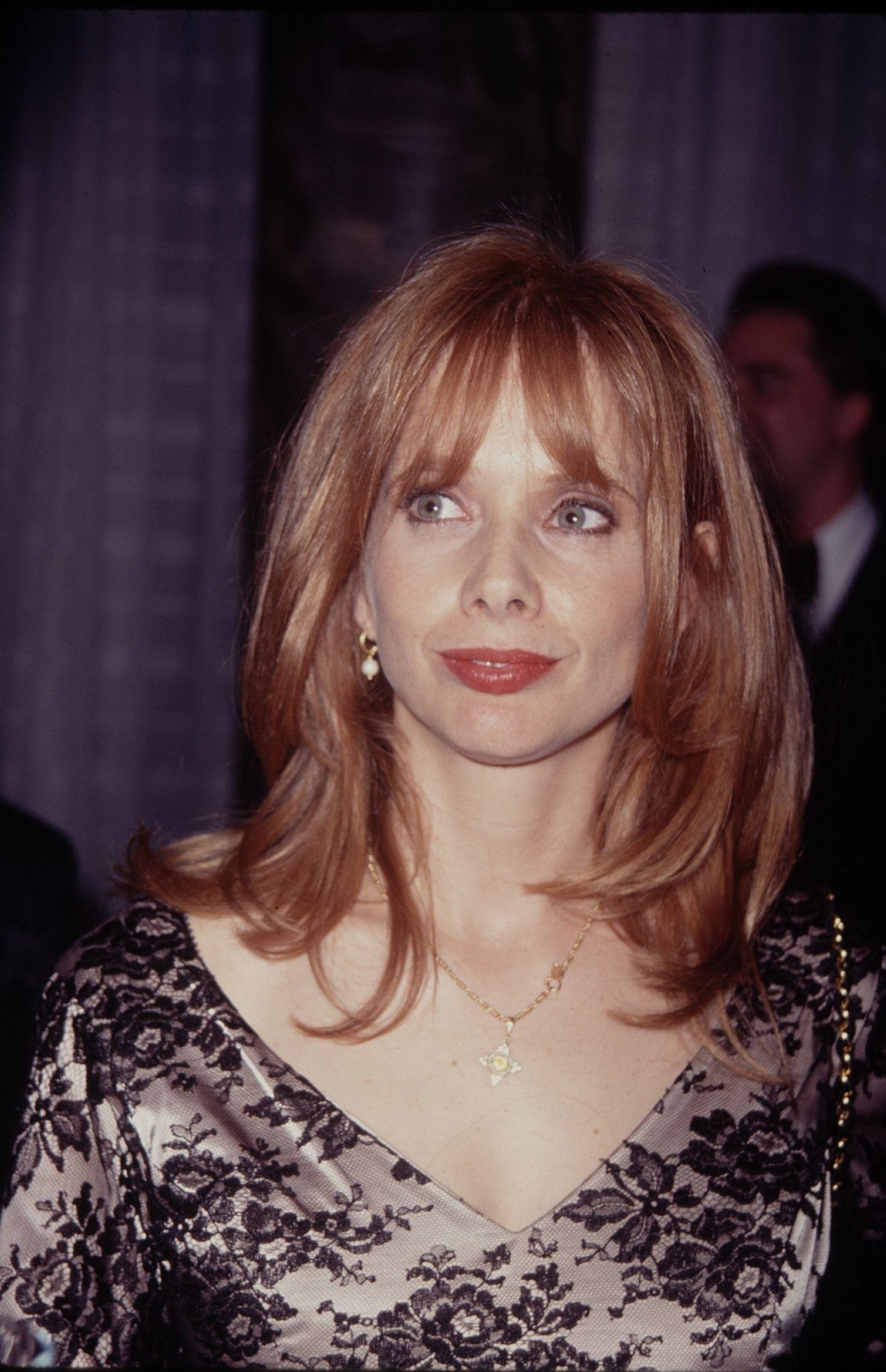 Rosanna Arquette, 1995