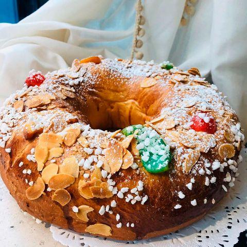 Roscón de Reyes de La Duquesita