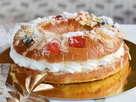 uno de los mejores roscones de reyes de madrid