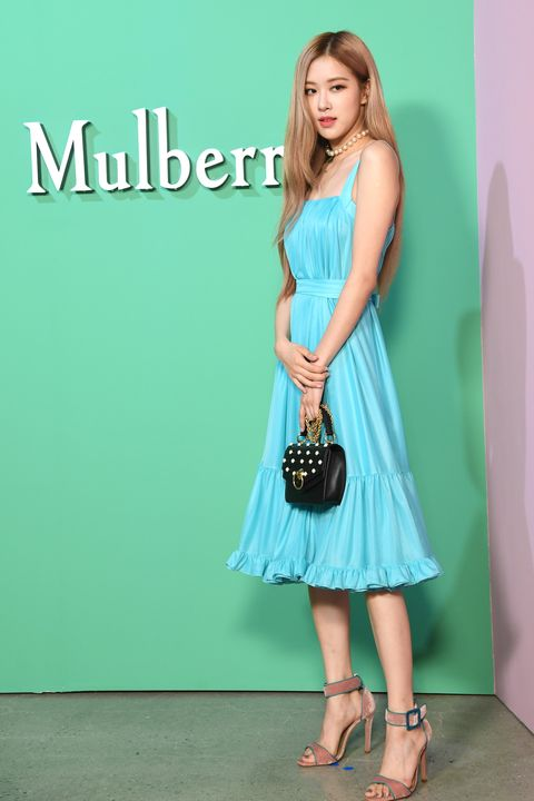 photocall for mulberry at 'kmca seoul