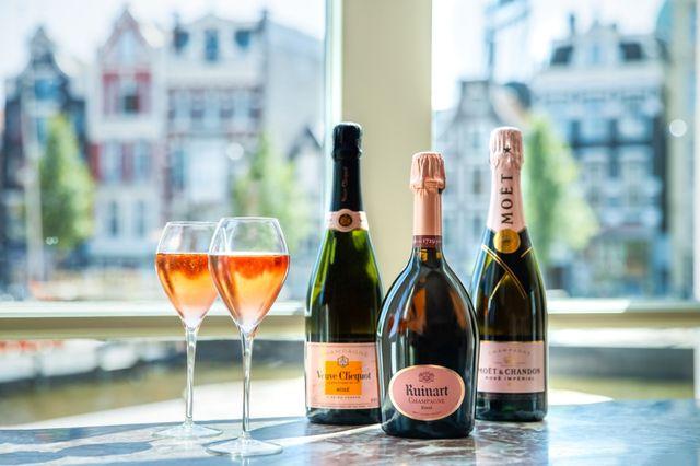 rose champagne masterclass