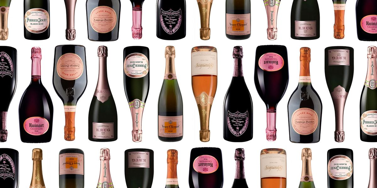 57ed9edd54 15 Best Rose Champagnes & Sparkling Wines - Top Rosé Champagne to Buy in  2019