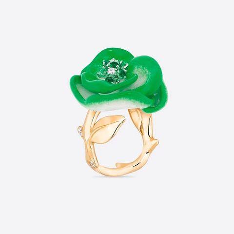rose dior pop ring