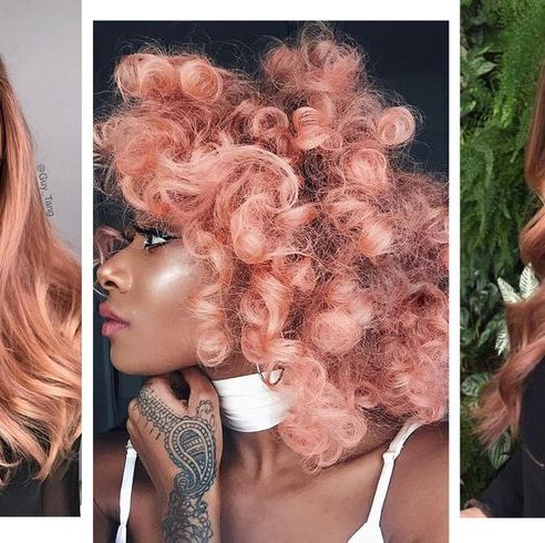 23426ff5ff8 23 reasons why rose gold hair should be your next colour move