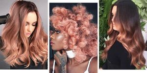 Rose Gold Hair - 22 of the best styles from across the internet