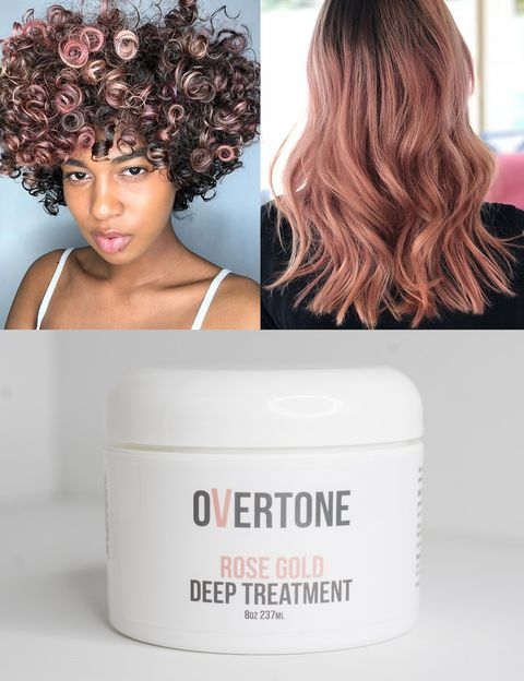 3 Easy Rose Gold Hair Colors Ideas How To Dye Hair Rose Gold At Home