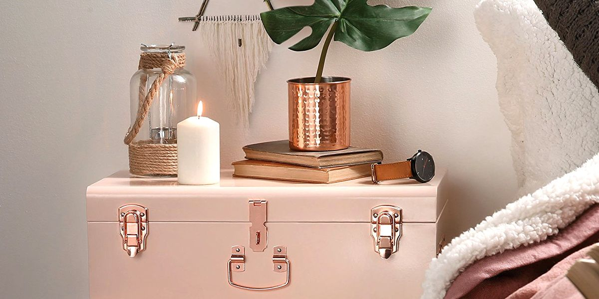 15 Best Rose Gold Decor Picks For Your Home Cute Rose Gold Home Decor