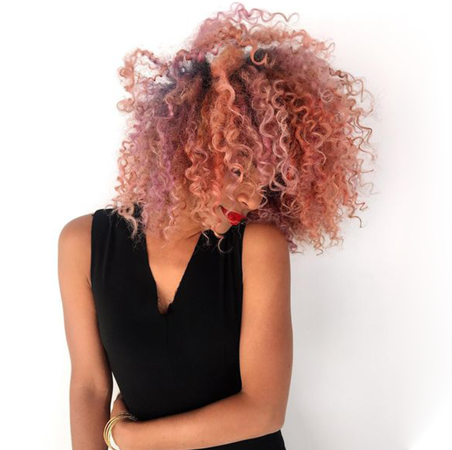 30 Rose Gold Hair Dye Color Ideas How To Get Rose Gold Hair