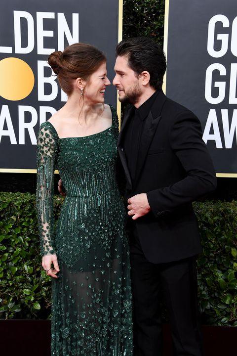 Golden Globe Awards - best couples
