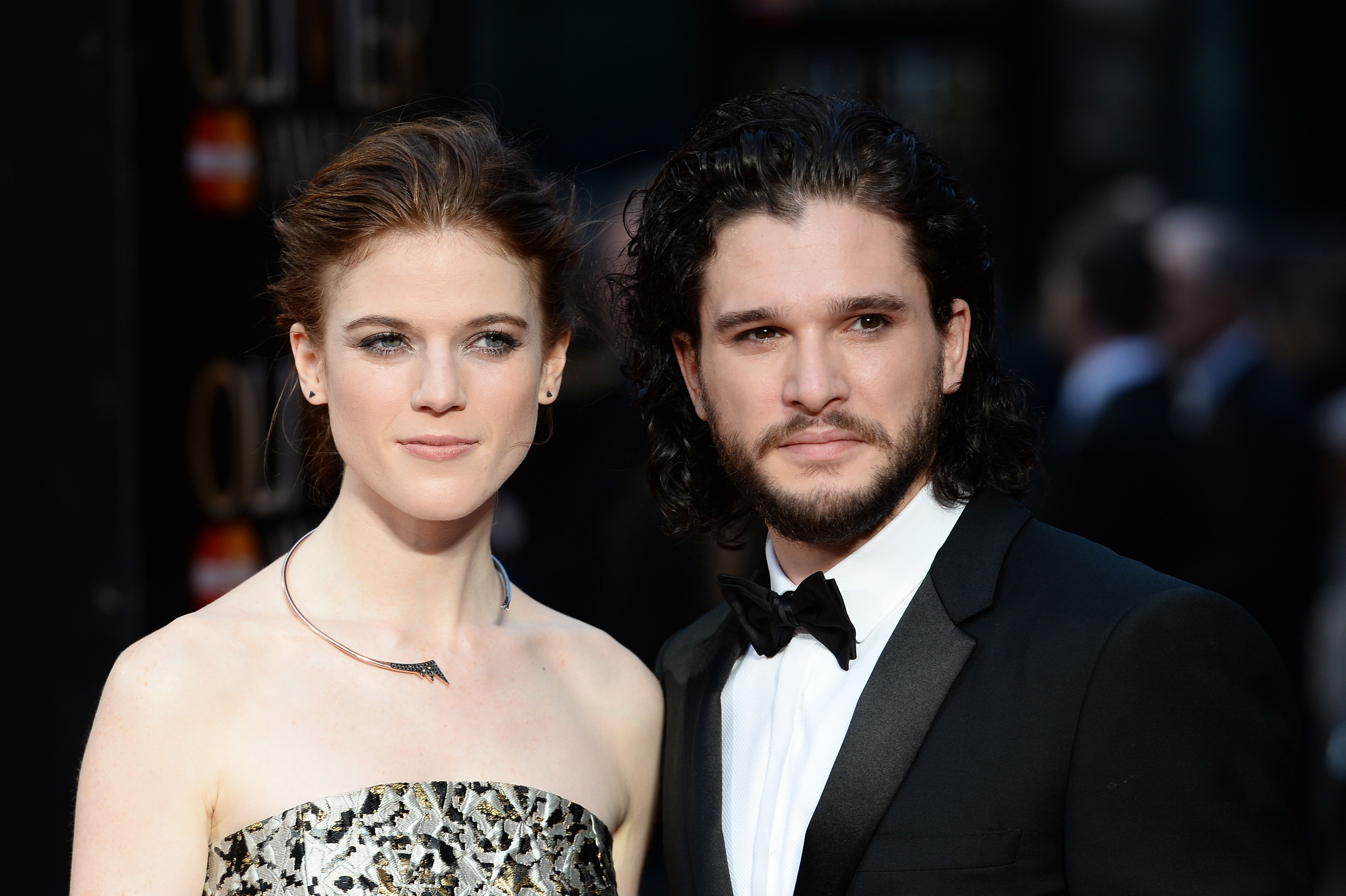 Kit Harington And Rose Leslie Relationship Timeline From Game Of