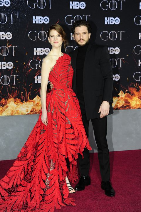 'Game Of Thrones' New York Premiere