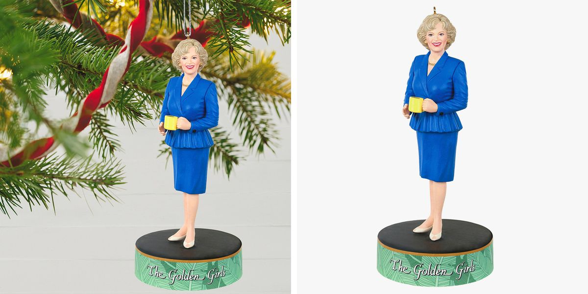 This Rose Nylund Christmas Tree Ornament Plays Her Hilarious Lines From 'The Golden Girls'
