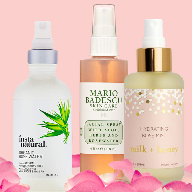11 Best Rose Water Facial Sprays And Toners