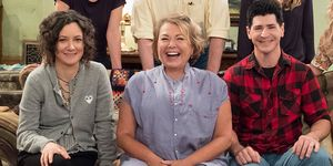 roseanne barr lashes out at co stars