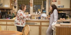 last night roseanne episode
