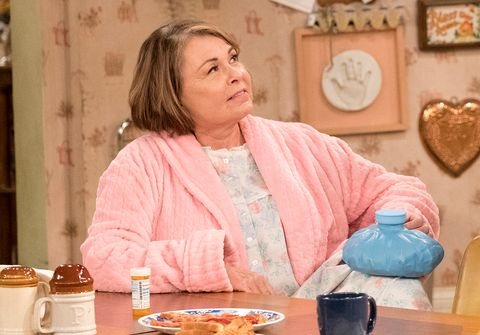 "Roseanne Barr on ""Roseanne"""