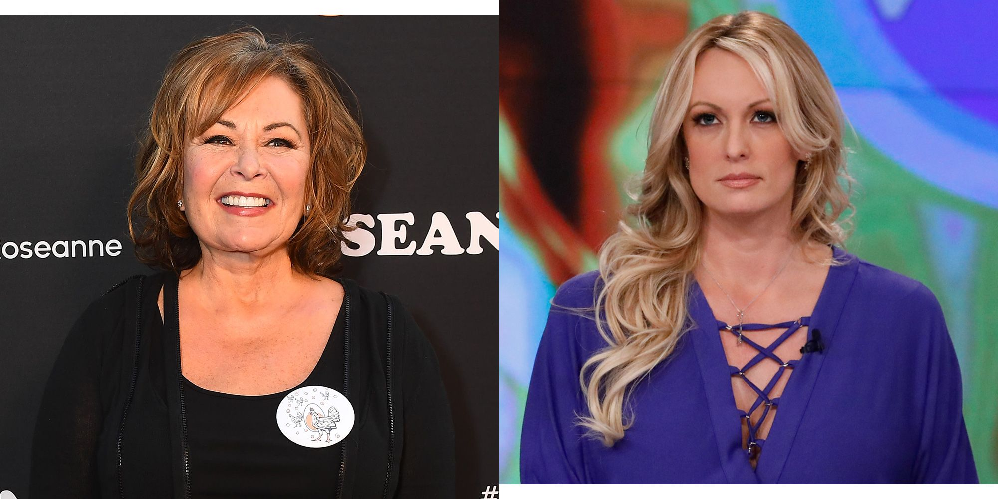 Stormy Daniels Took a Moment From Her Busy Schedule to Own Roseanne on Twitter