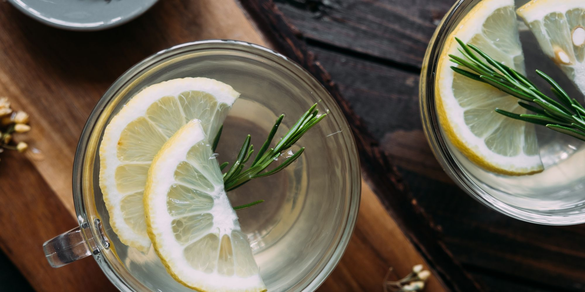 Swap Your Morning Coffee for a Cup of Brain-Boosting Rosemary Tea