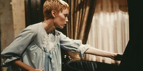 Rosemary's Baby Mia Farrow