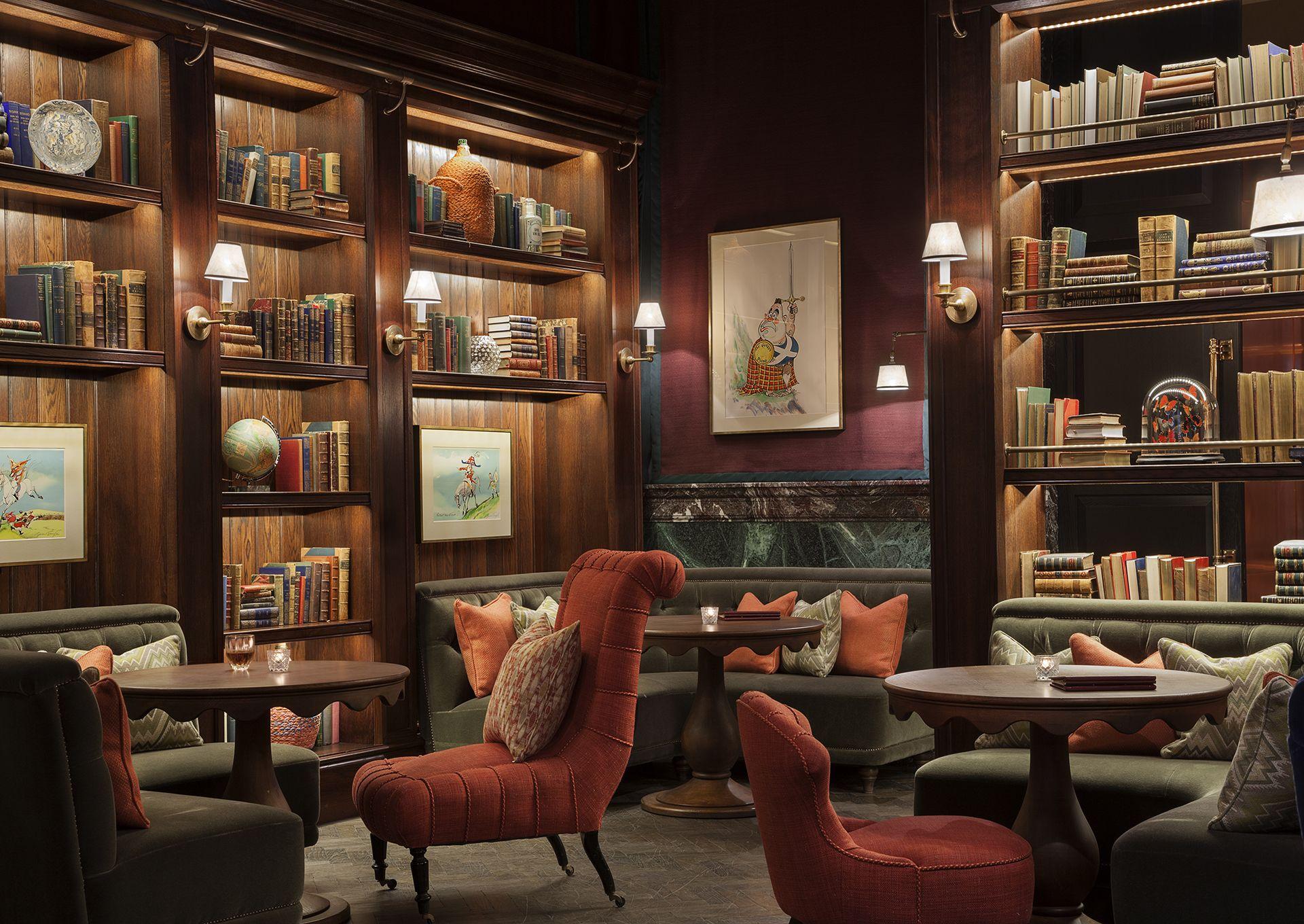 Harry potter themed bar london
