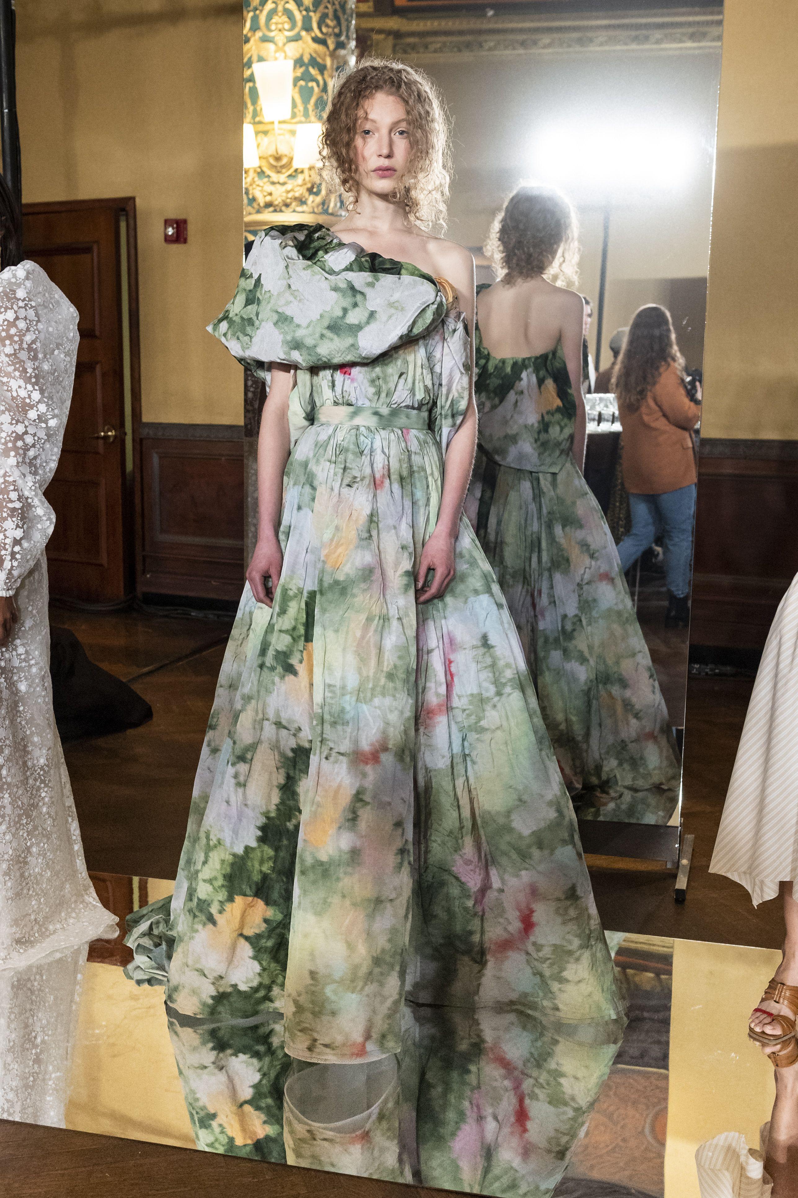 best dresses nyfw AW19