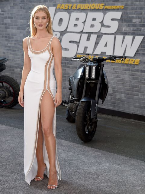"""Premiere Of Universal Pictures' """"Fast & Furious Presents: Hobbs & Shaw"""" - Arrivals"""