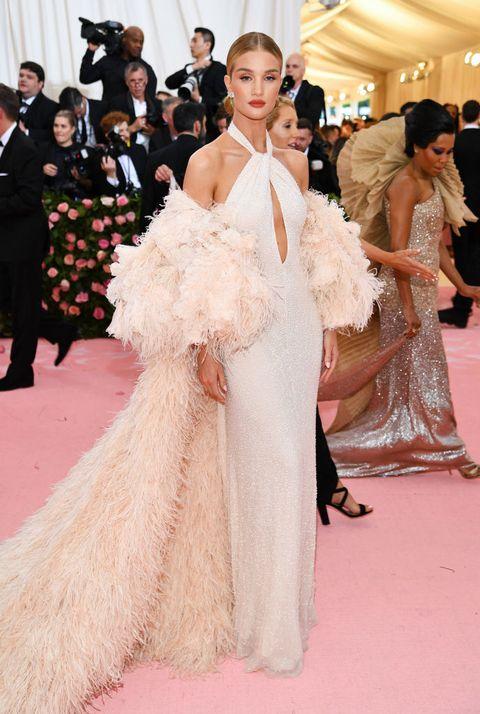 1423bcb4dbf 33 Rosie Huntington-Whiteley. The 2019 Met Gala Celebrating Camp: Notes on  Fashion - Arrivals