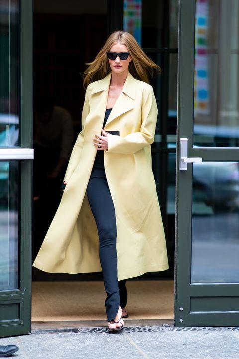 Celebrity Sightings In New York City - November 10, 2019