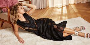 Rosie Huntington Whiteley for Harper's Bazaar