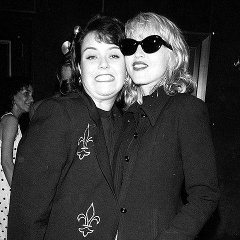 Rosie O'Donnell & Madonna