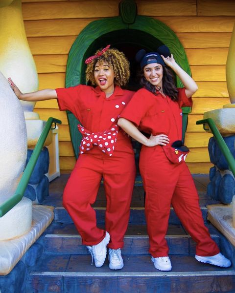 rosie riveter best friend costumes