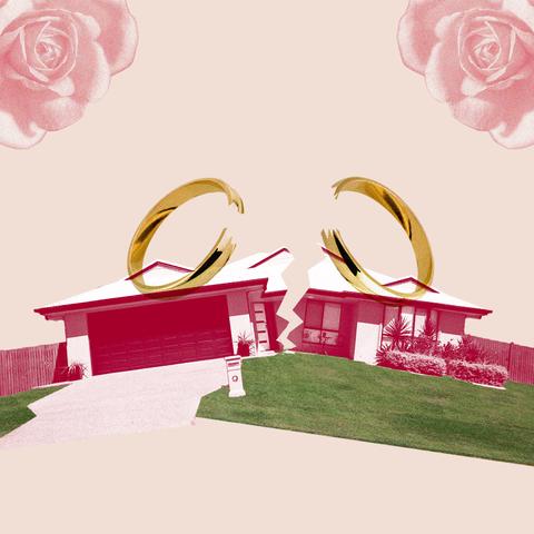 rosie green divorce