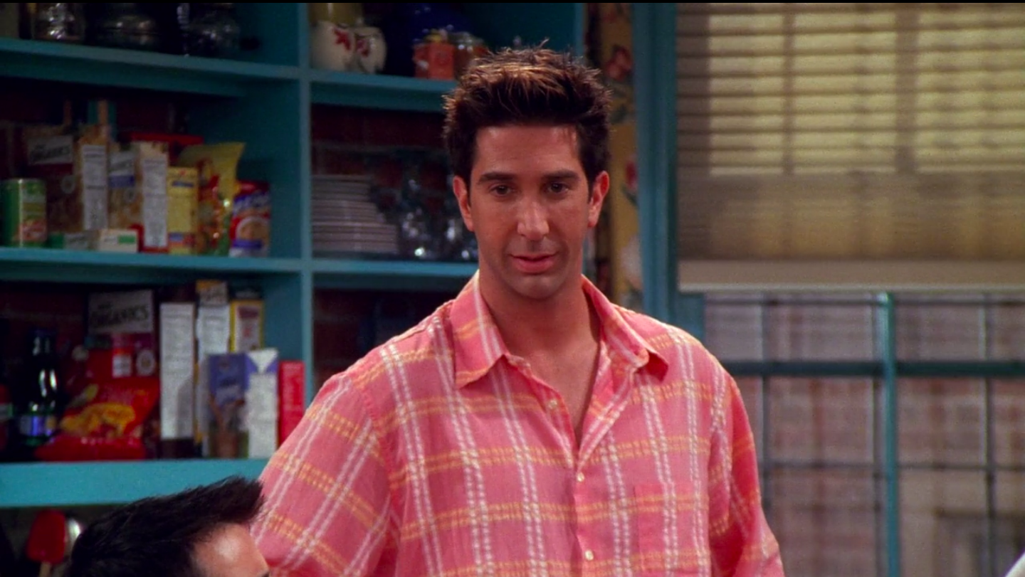 This Friends Scene Is Way Dirtier Than You Realised