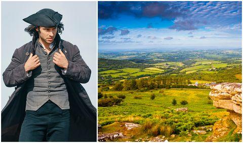 Poldark and Cornwall