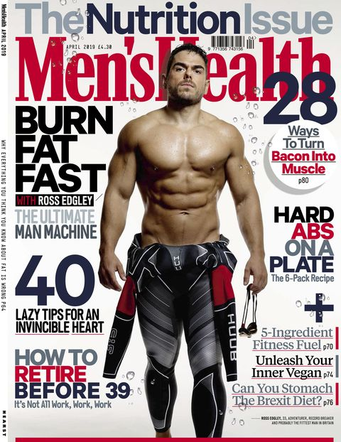 7 Reasons Why The New Issue of Men's Health Will Be Your Best Purchase This Month