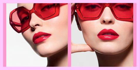 bc0dc27d4f Il nuovo rossetto di Chanel si abbina agli occhiali da sole