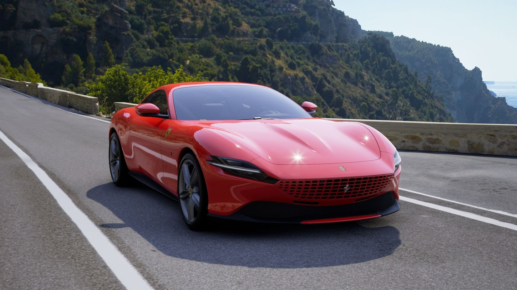 Configure Your Perfect Ferrari Roma Here