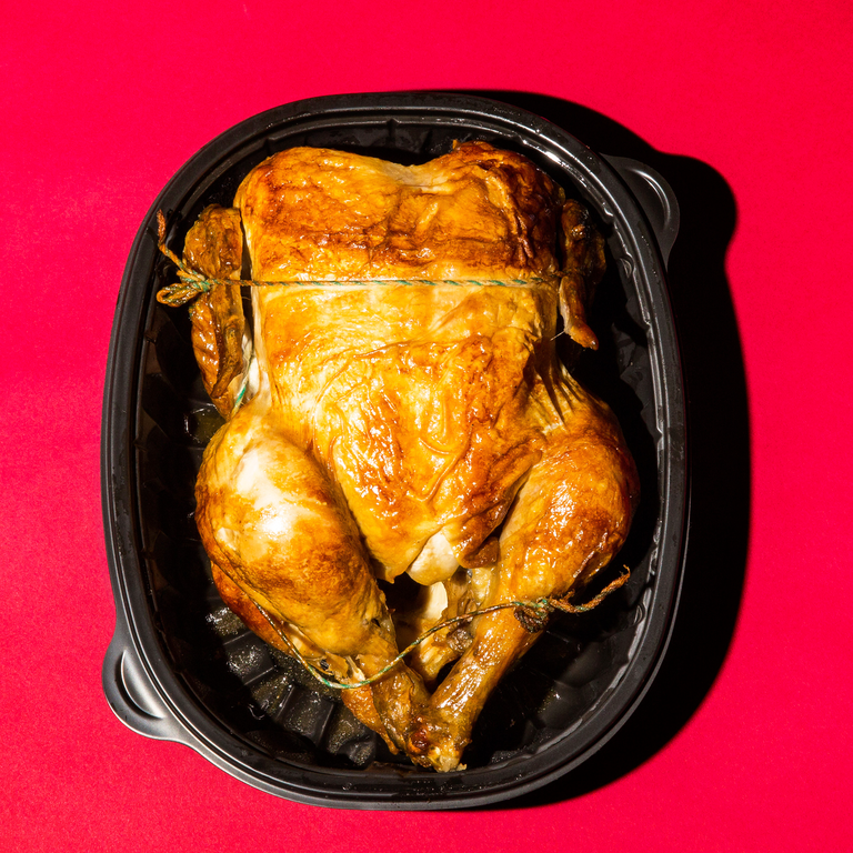 Is rotisserie chicken healthy or not?