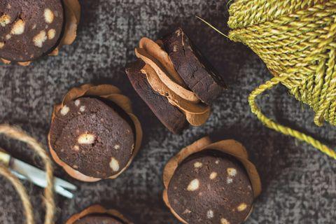 Il dolce facile che svolterà il vostro autunno? Il salame di castagne con mousse al cioccolato