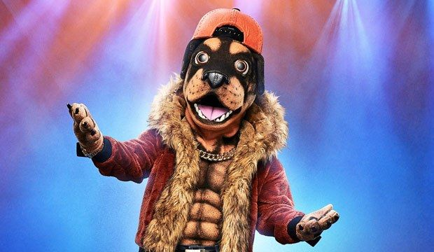 Who Is the Rottweiler on 'The Masked Singer' Season 2?