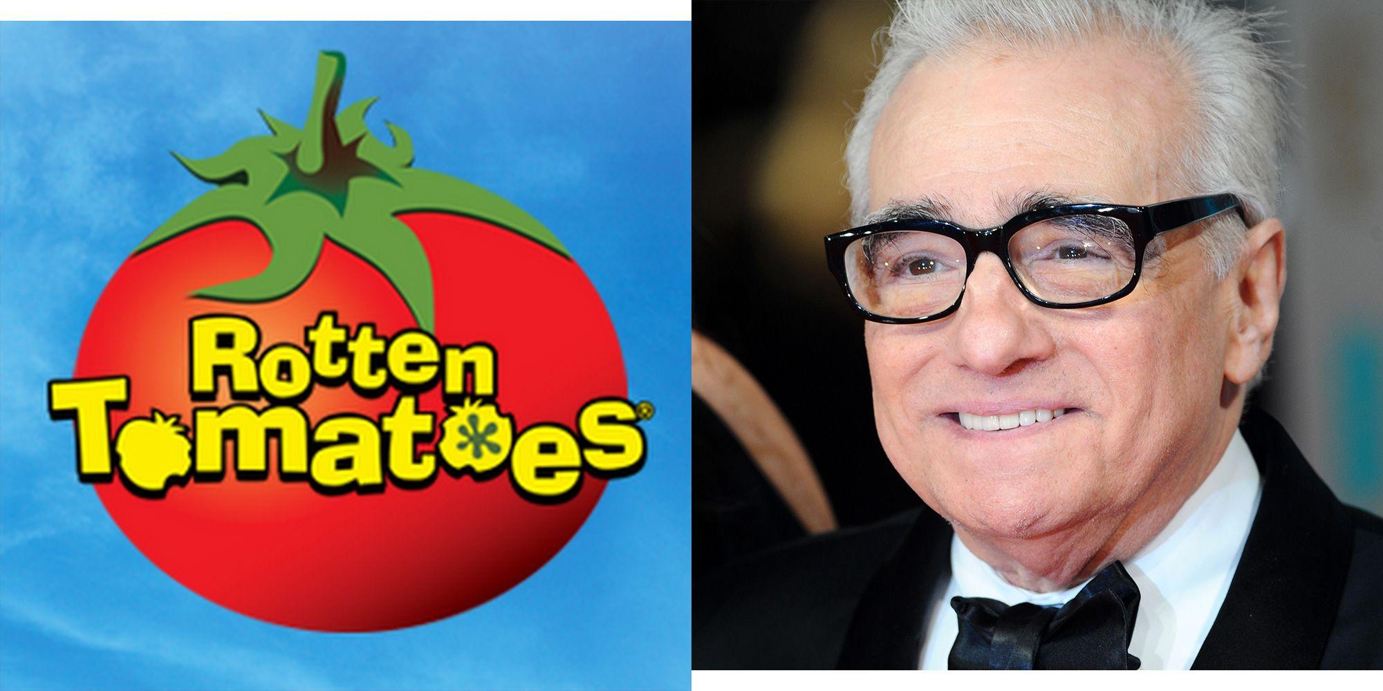 Martin Scorsese Slams Rotten Tomatoes in Op-Ed