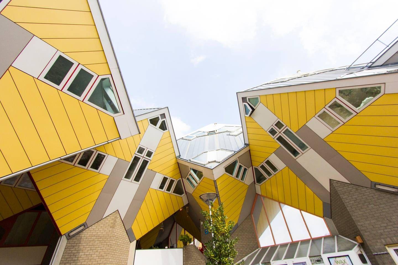 Airbnb huis rotterdam