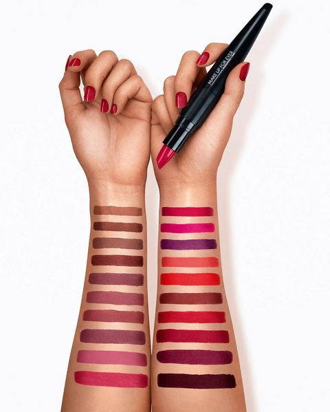 los tonos mezclables de rouge artist, el nuevo labial de make up for ever